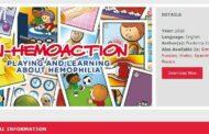 بازی آموزشی برای کودکان هموفیلی